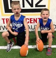 Do-It-All Stars Flag Football: Season #2 (5-7 year old...