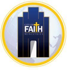 CITY OF FAITH MINISTRY logo