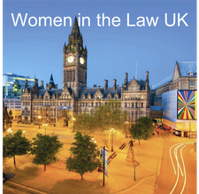 Women in the Law UK logo