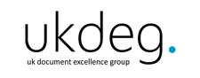 UK Document Excellence Group logo