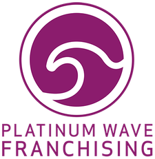 Platinum Wave Franchising logo