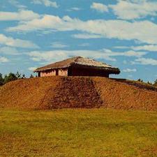 Town Creek Indian Mound logo