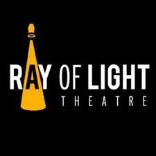 Ray of Light Theatre presents: The Rocky Horror Show 2018 logo