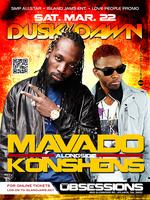 MAVADO AND KONSHENS SAT MARCH 22, 2014 ATLANTA GA.