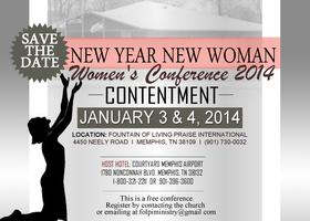 "2014 New Year New Woman Conference ""Contentment"""
