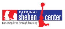 Cardinal Shehan Center logo
