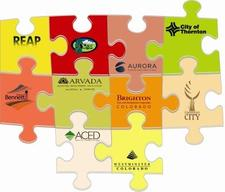 Adams County Connects presented by  logo