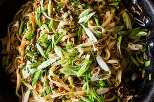 Simple Stir Frying
