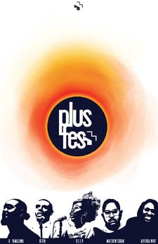 plus fest: everything + poetry festival  logo
