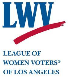 League of Women Voters of Los Angeles logo