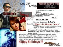 Kauzmiq & The Tainted Citizens (Free Event) w/...