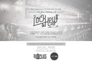 NYE 2014 @ Lock & Key