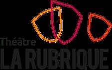 Théâtre La Rubrique logo