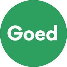 GOED in samenwerking met verschillende partijen logo