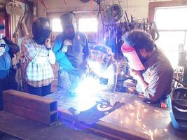 6 hr MIG/TIG welding combo w/ Jim