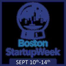 Boston Startup Week logo