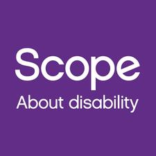 """Scope """"Assistive Solutions"""" logo"""