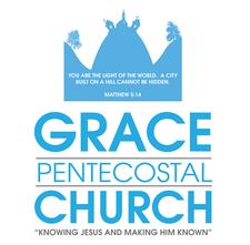 Grace Pentecostal Church Blackburn logo