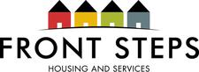 Front Steps Housing and Services logo