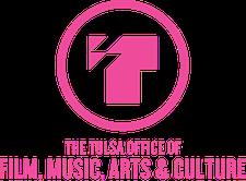 Tulsa Office of Film, Music, Arts & Culture- Tulsa FMAC Logo