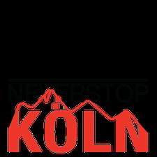 The North Face - Never Stop Köln, Germany logo