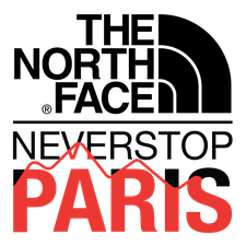 The North Face - Never Stop Paris logo