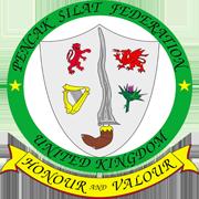 Pencak Silat Federation United Kingdom logo