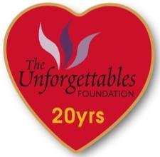 The Unforgettables Foundation - Lori O'Connor logo