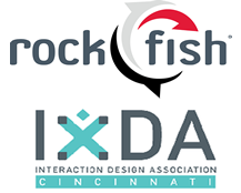 "IxDA Cincinnati and Rockfish Present: ""UX STRAT..."