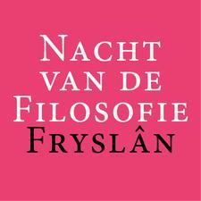 Nacht van de Filosofie Fryslân logo