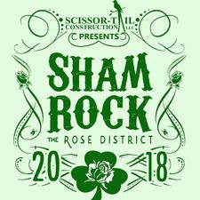 ShamRock the Rose logo