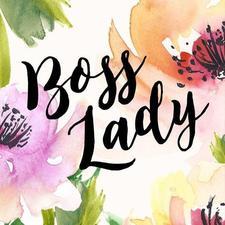 The Boss Lady Club logo