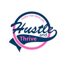 Hustle & Thrive Co. logo