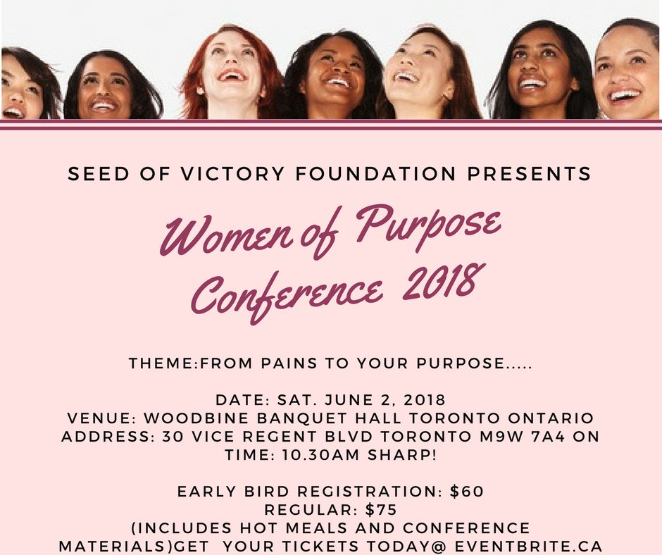 SEED OF VICTORY FOUNDATION logo