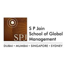 S P Jain School of Global Management logo