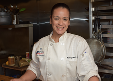 Culinary Arte Chef Nadia Guzman logo