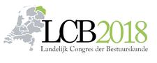 Landelijk Congres der Bestuurskunde logo