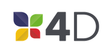 4D Data Centres logo