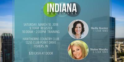 March Indianapolis Regional