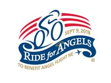 Ride for Angels to Benefit Angel Flight Northeast logo