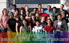 Montclair State University LGBTQ Center logo