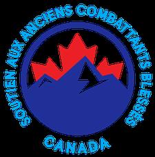 Soutien aux anciens combattants blessés Canada | Supporting Wounded Veterans Canada logo