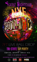 Live Ball Drop 2014 (THE OFFICIAL TRI STATE NEW YEARS...