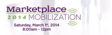 Marketplace Mobilization 2014
