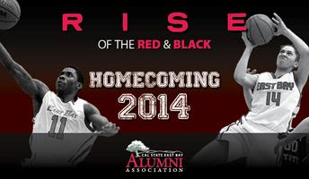 CSUEB Homecoming 2014- Rise of the Red & Black!