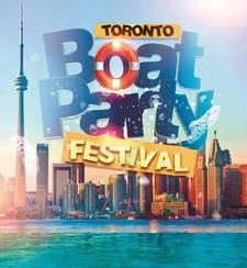 Toronto Boat Party Festival logo