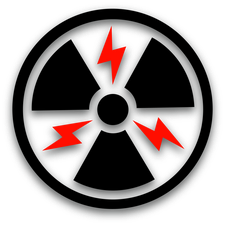 Radioactive Entertainment logo