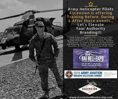 Personal Branding Training [Before] & at Heli Expo Las...