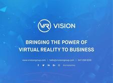 VR Vision Inc  logo