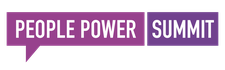 People Power Summit by the Center for Millennial Engagement logo